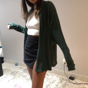 Green Sweater/Cardigan - Urban Outfitters